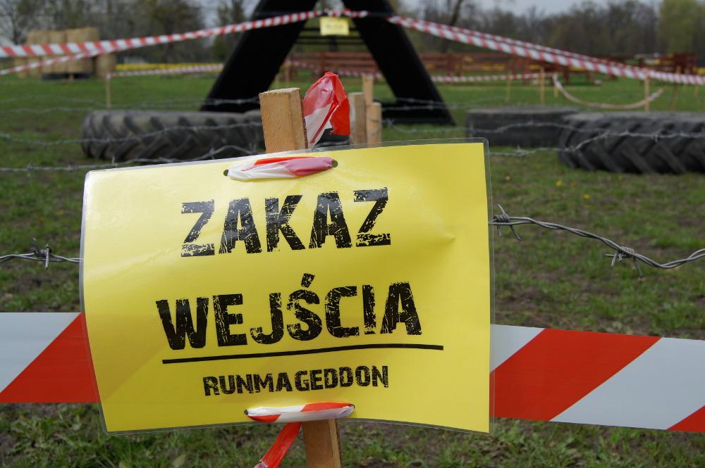 W najbliższy weekend startuje Runmageddon Wrocław
