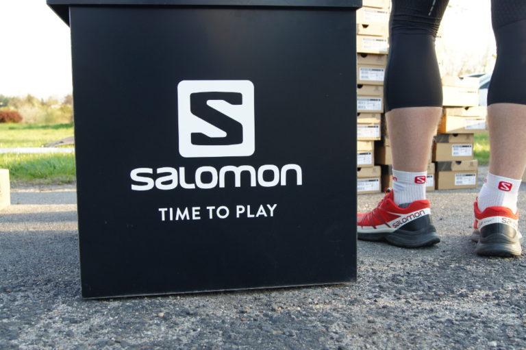 Testuj produkty takich marek jak Salomon oraz Suunto