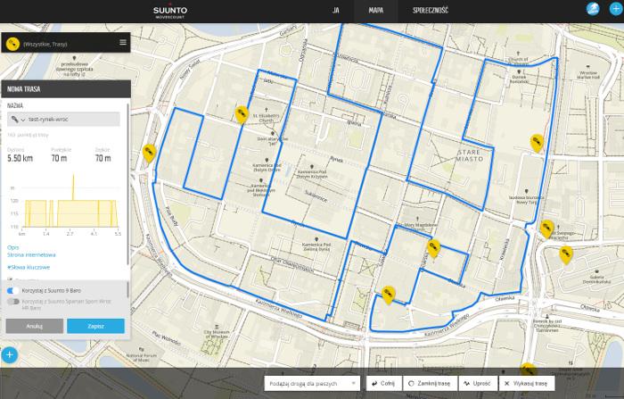 Suunto 9 czy Polar Vantage V, gdzie lepszy GPS?