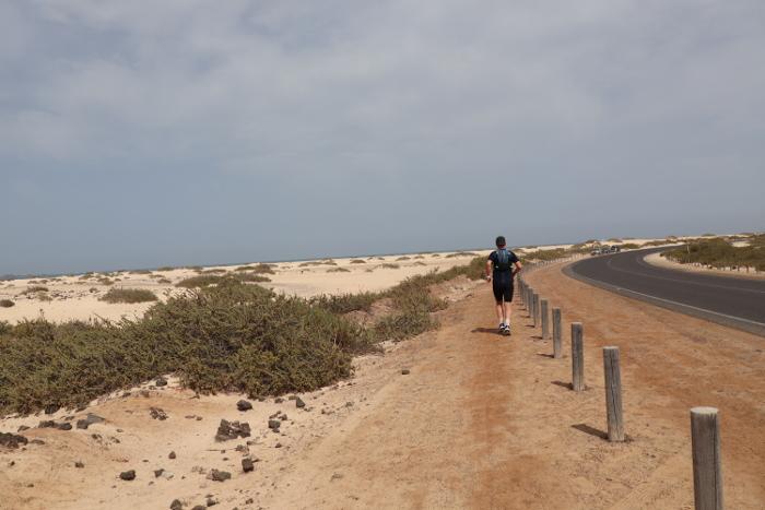 Fuerteventura jest rajem dla biegaczy