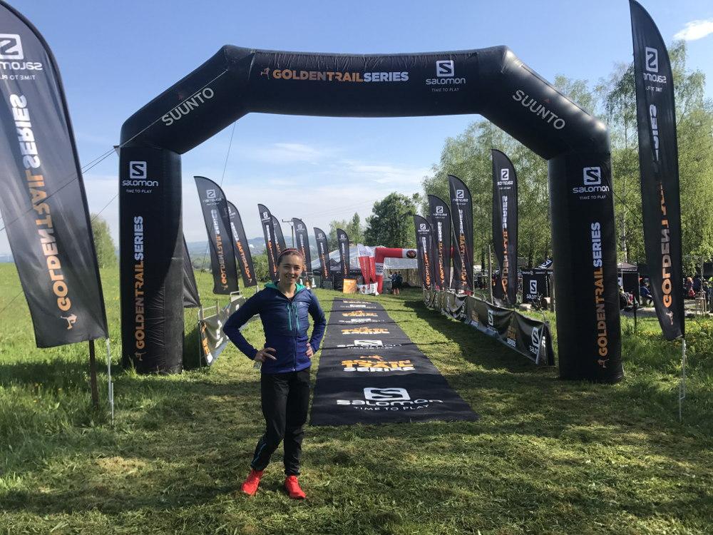 Natalia Tomasiak trzecią zawodniczką Perun Skymarathon