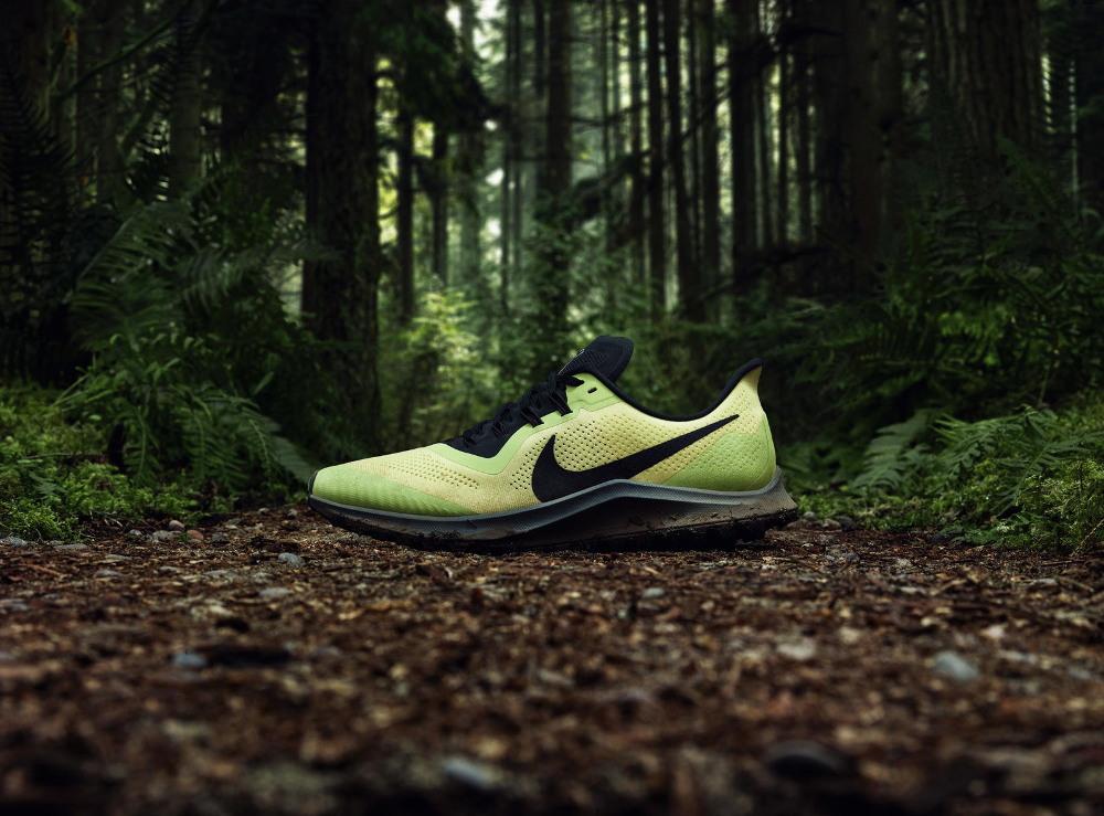 Nike Air Zoom Pegasus 36 Trail, czyli drapieżnik w akcji