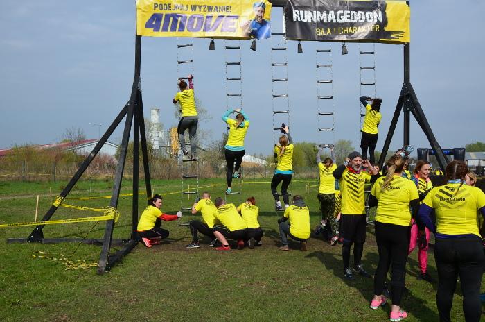 Runmageddon Warszawa: są już zdjęcia z Nadarzyna!