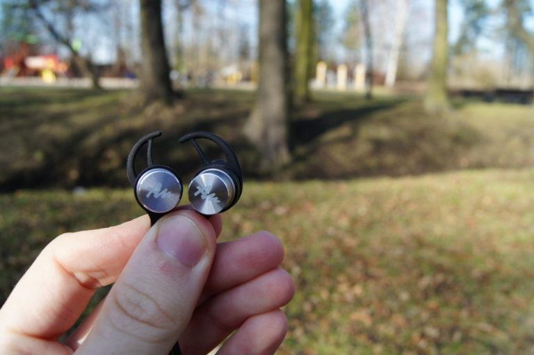 Słuchawki dla biegaczy? Test Audictus Adrenaline 2.0