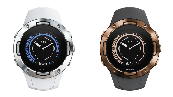 Nowy zegarek Suunto 5