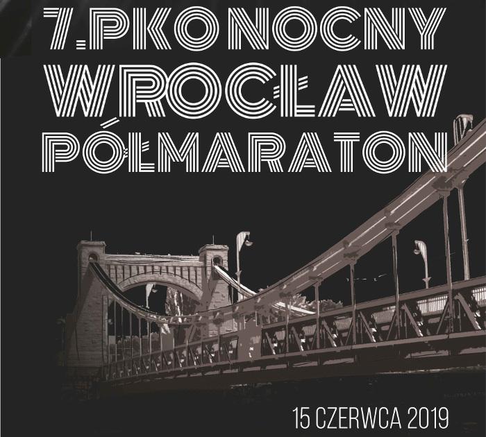 7. PKO Nocny Wrocław Półmaraton