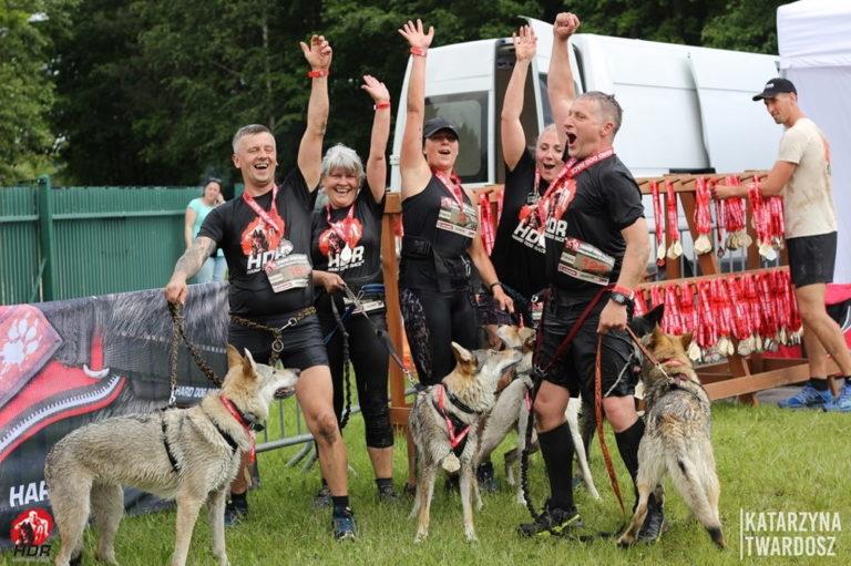 """Hard Dog Race za nami! """"Sześć nóg, dwa serca, jedno zwycięstwo"""""""
