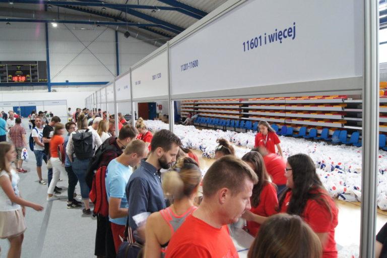 7. PKO Nocny Wrocław Półmaraton - biegacze uwielbiają zakupy