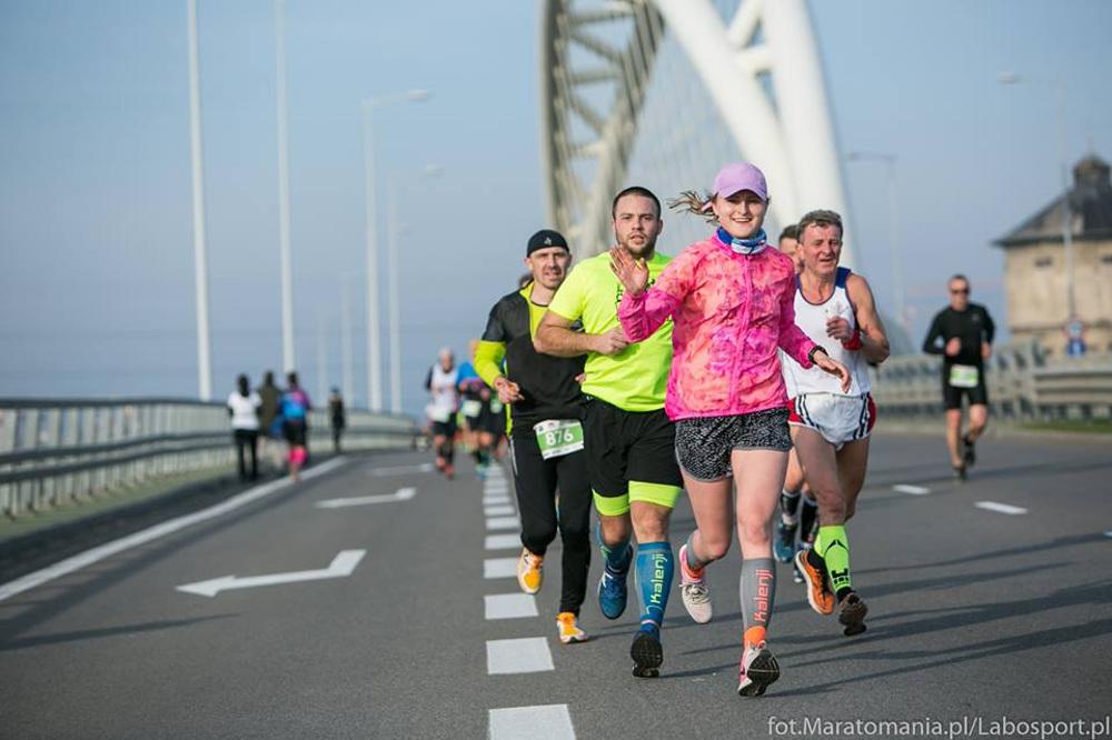 Rośnie wpisowe na AmberExpo Półmaraton Gdańsk 2019