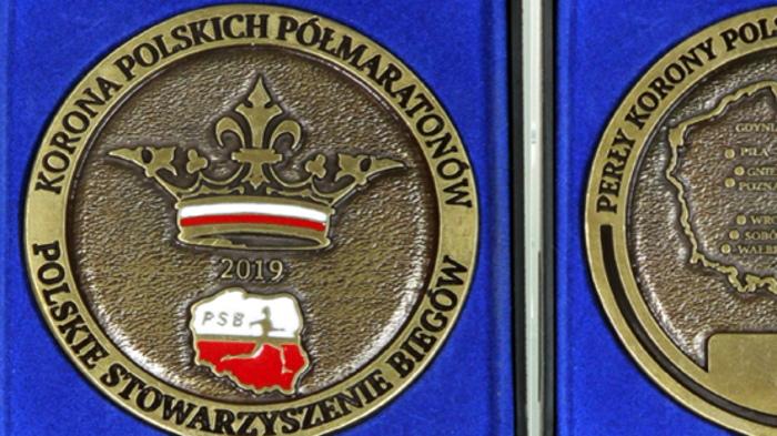 Korona Polskich Półmaratonów w rękach pierwszych biegaczy