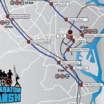 Trasa AmberExpo Półmaraton Gdańsk 2019 – płaska i szybka