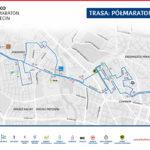 Przedstawiamy trasę 40. PKO Półmaraton Szczecin 2019!