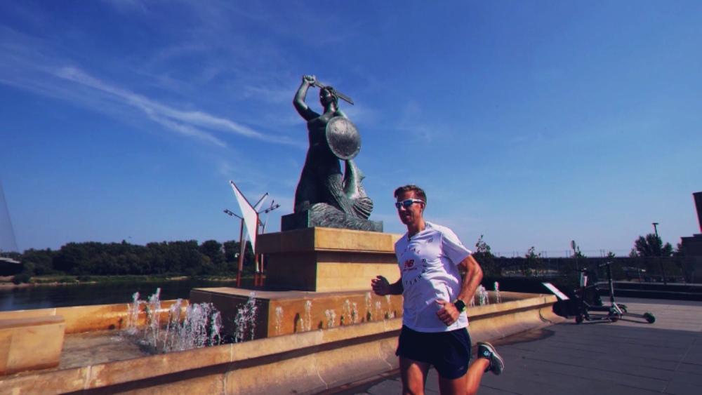 Analiza trasy 41. PZU Maraton Warszawski z Bartkiem Olszewskim