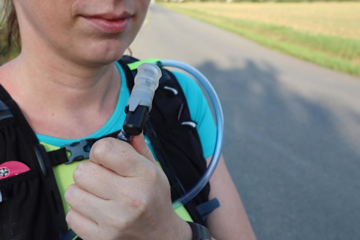 Kalenji plecak do biegania test