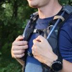 Plecak biegowy przeznaczony do ultramaratonów [15 kieszeni na ekwipunek]