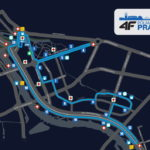 Półmaraton Praski. Trasa, po której przebiegnie 12,5 tys. biegaczy [TRASA]
