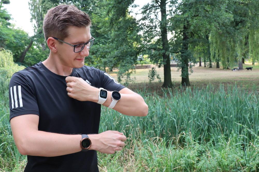 pulsometr do biegania