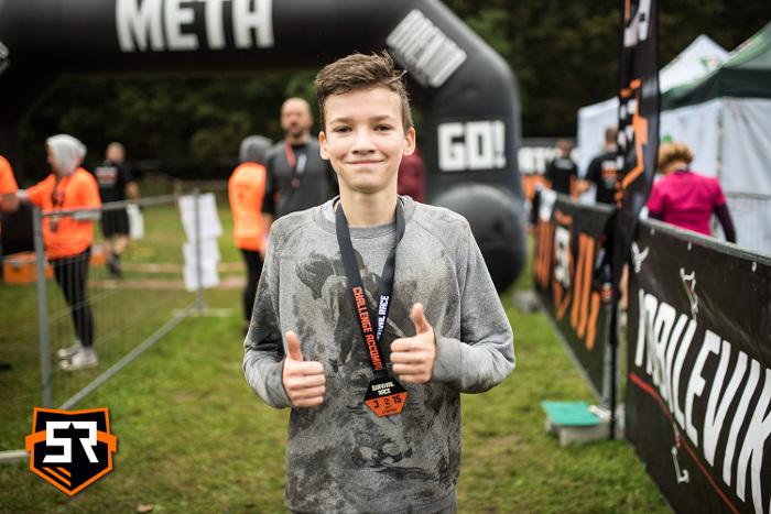 Survival Race JUNIOR - nowe wyzwanie dla młodych biegaczy