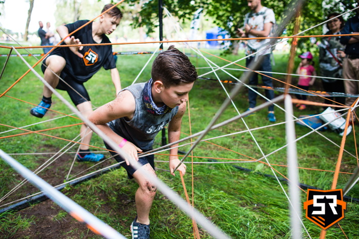Survival Race Junior Wrocław