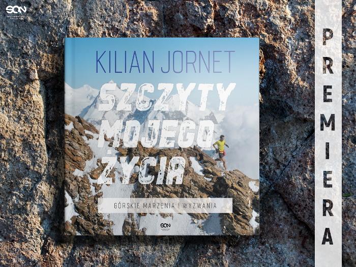 Szczyty mojego życia książka Kilian Jornet