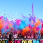 3 okazje do pokonania najszczęśliwszych 5 kilometrów. The Color Run
