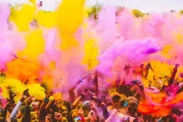 The Color Run w sobotę pokoloruje Wrocław