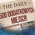 30 dni do 20. PKO Poznań Maratonu! [SĄ JESZCZE WOLNE MIEJSCA]