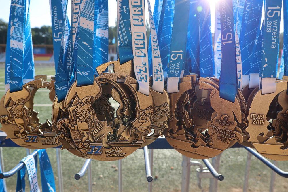 37. PKO Wrocław Maraton wyniki