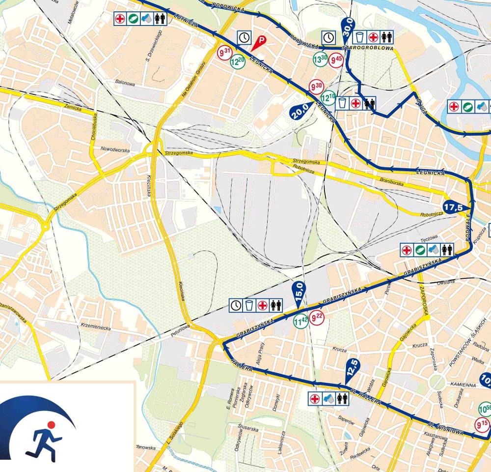 Wrocławianie czekają na 37. PKO Wrocław Maraton utrudnienia