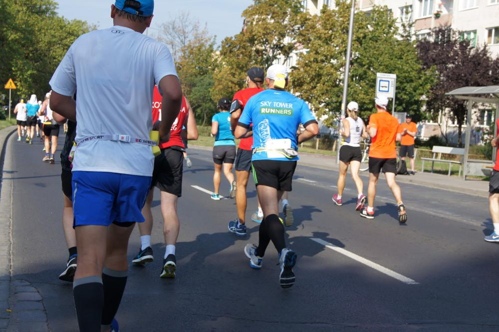 37. PKO Wrocław Maraton. 15 września trasa