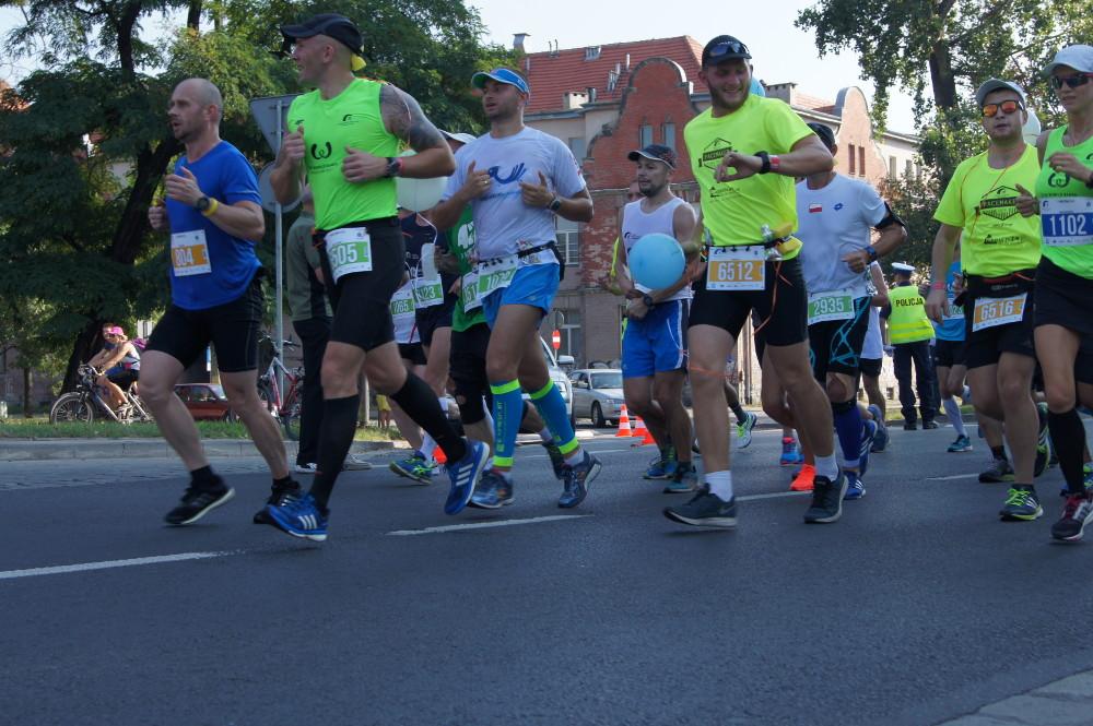 37. PKO Wrocław Maraton. 15 września trasa i utrudnienia