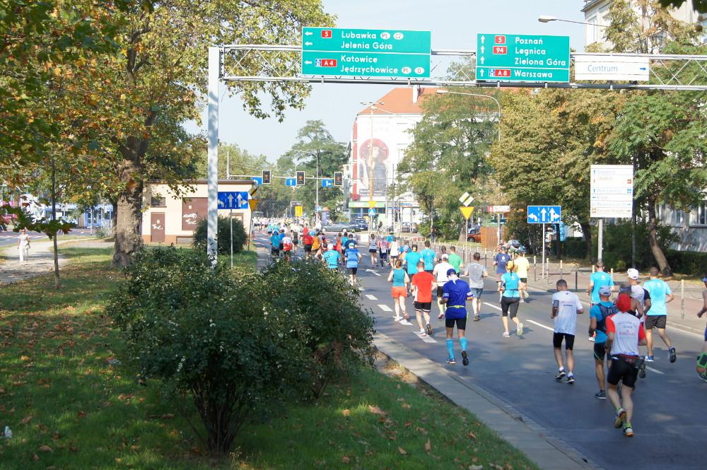 37. PKO Wrocław Maraton. 15 września [TRASA, UTRUDNIENIA]