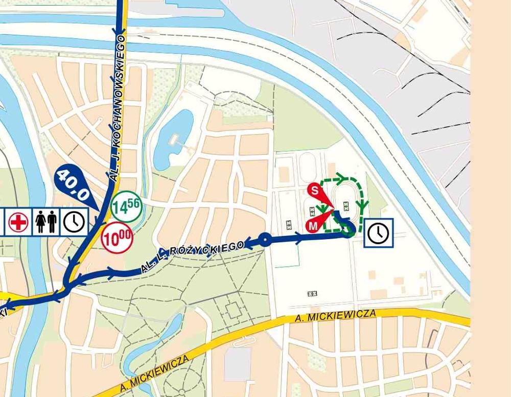 Wrocławianie czekają na 37. PKO Wrocław Maraton start Stadion Olimpijski