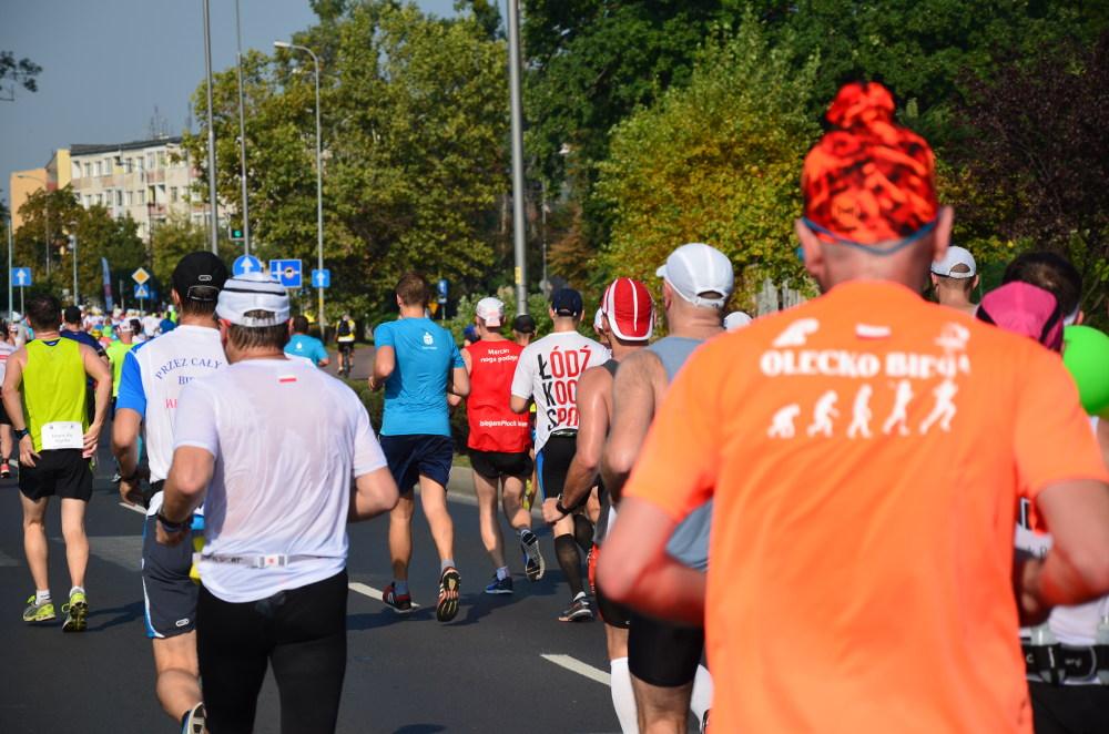 37. PKO Wrocław Maraton utrudnienia