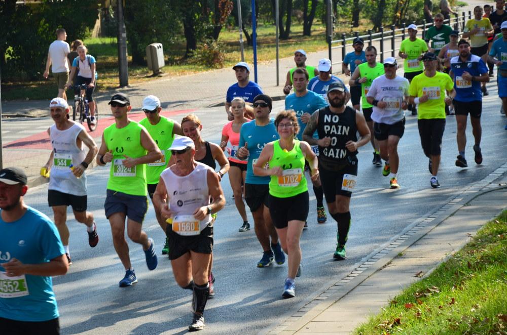 37. PKO Wrocław Maraton spowoduje duże utrudnienia w ruchu