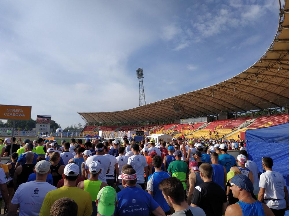 37. PKO Wrocław Maraton spowoduje utrudnienia w ruchu