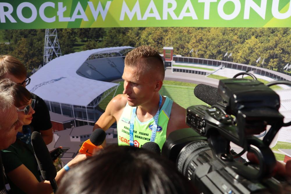 37. PKO Wrocław Maraton. Zabrakło jedynie 4 sekund do rekordu [WYNIKI]
