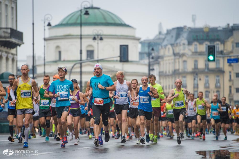 41. PZU Maraton Warszawski start 29 września