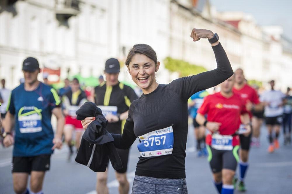 41. PZU Maraton Warszawski zdjęcia uczestników