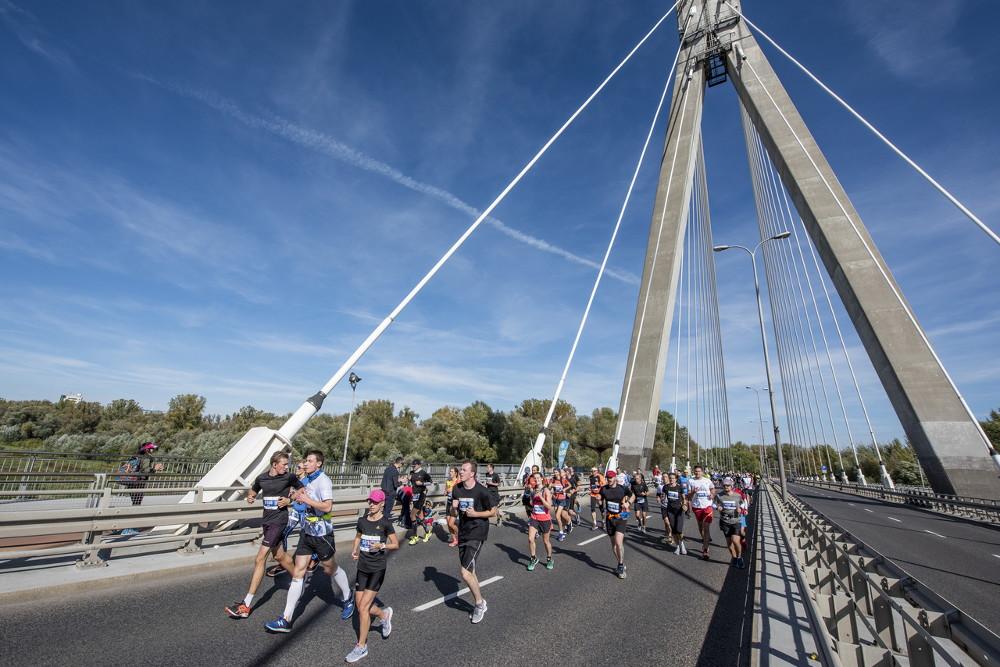 41.PZU Maraton Warszawski - wyścig o Fiata