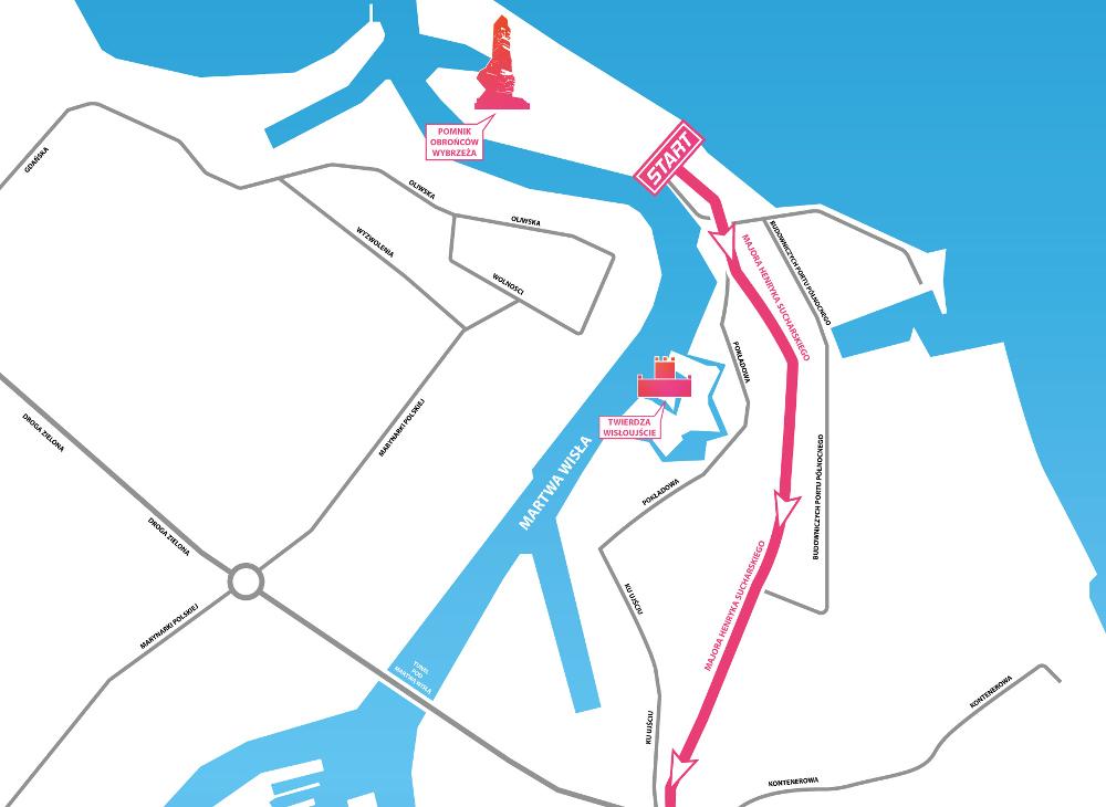 57. Bieg Westerplatte startuje 14 września [CO, GDZIE, KIEDY?]