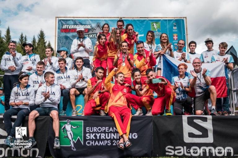 Za nami Mistrzostwa Europy Skyrunning