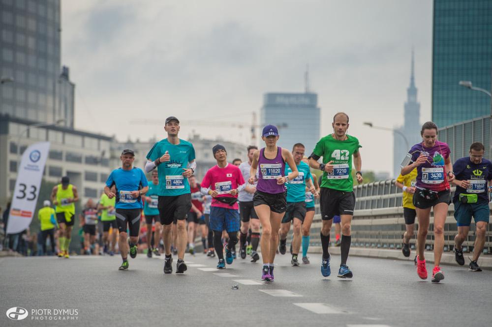 41. PZU Maraton Warszawski utrudnienia