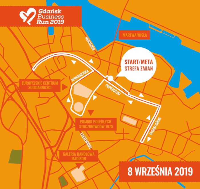 Poland Business Run Gdańsk