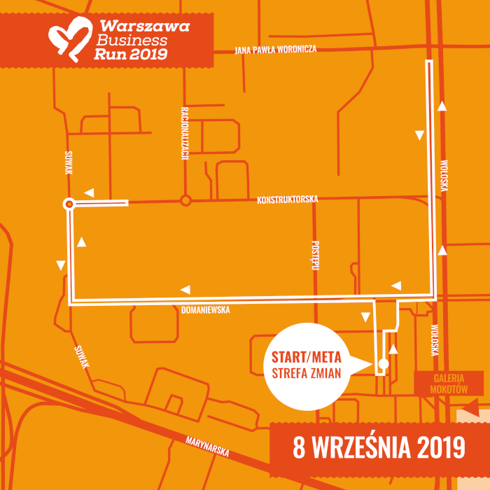 Poland Business Run Warszawa