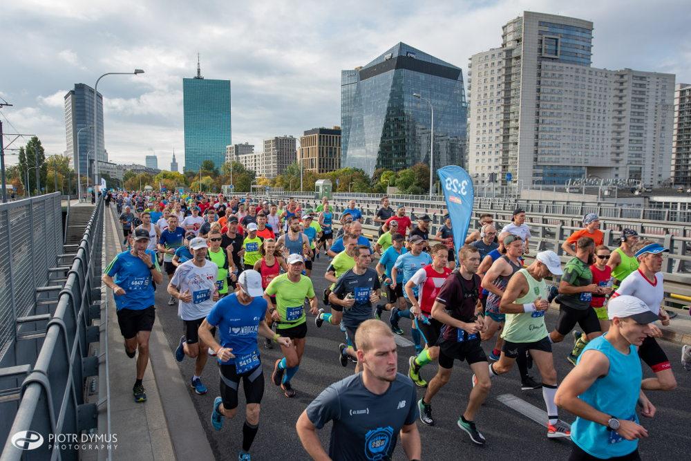 Rekord zwieńczeniem 41. PZU Maratonu Warszawskiego