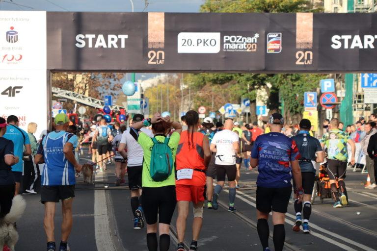 PKO Poznań Maraton 2019 wystartował