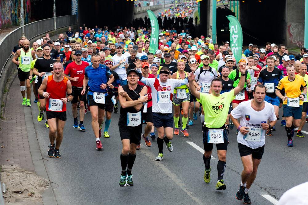 20. PKO Poznań Maraton 20 października