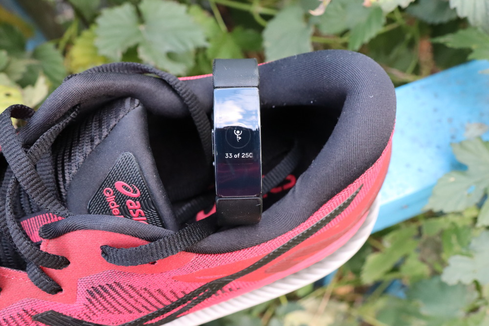 Fitbit Inspire HR test
