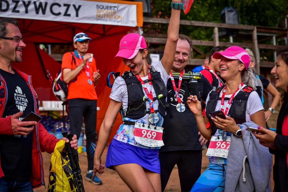 Garmin Ultra Race Gdańsk 2019 medal